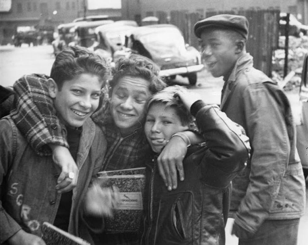 Anh hiem thanh pho New York nhung nam 1950-Hinh-7