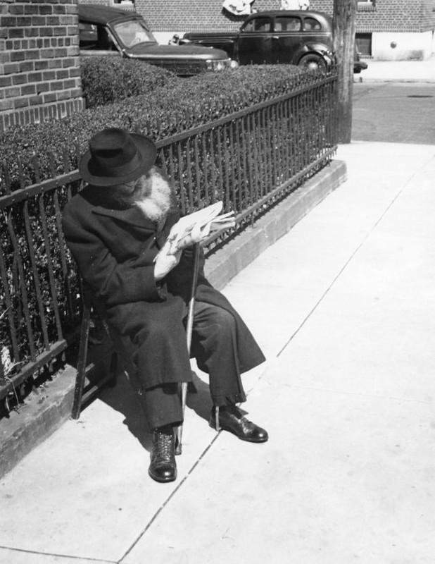 Anh hiem thanh pho New York nhung nam 1950-Hinh-9