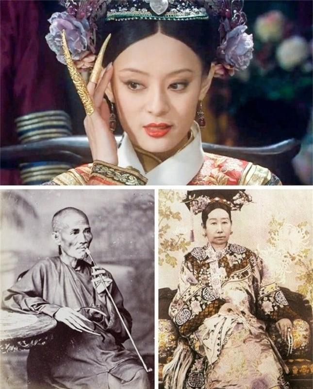 """Ngo ngang voi """"chuan dep"""" ky di cua phu nu xua-Hinh-9"""