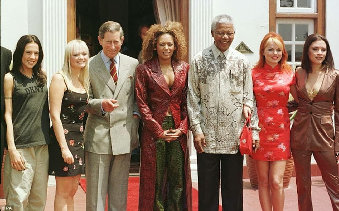 "Anh ""doc hiem"" ong Nelson Mandela ben cac nhan vat noi tieng the gioi-Hinh-8"