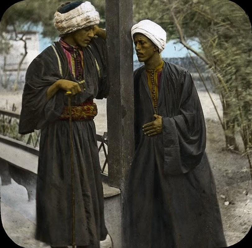 Bo anh mau cuc hiem dat nuoc - con nguoi Ai Cap nhung nam 1900-Hinh-4
