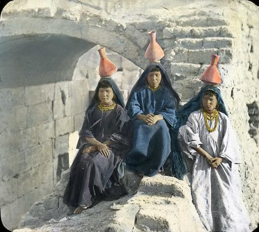 Bo anh mau cuc hiem dat nuoc - con nguoi Ai Cap nhung nam 1900-Hinh-9