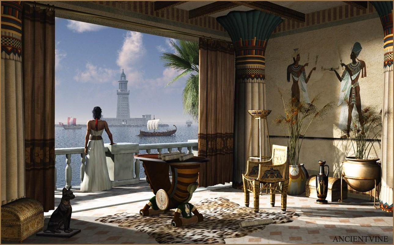 Bi an cung dien cua Nu hoang Cleopatra bi nhan chim xuong bien-Hinh-3
