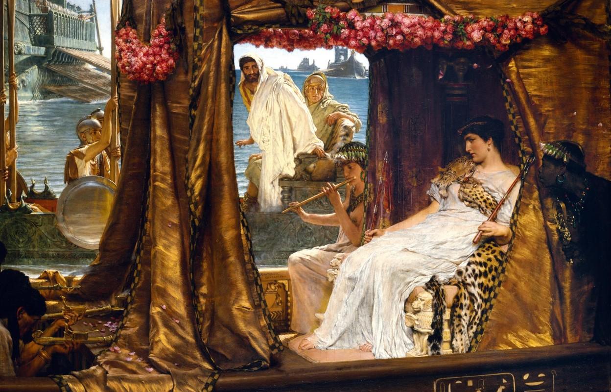 Bi an cung dien cua Nu hoang Cleopatra bi nhan chim xuong bien-Hinh-5