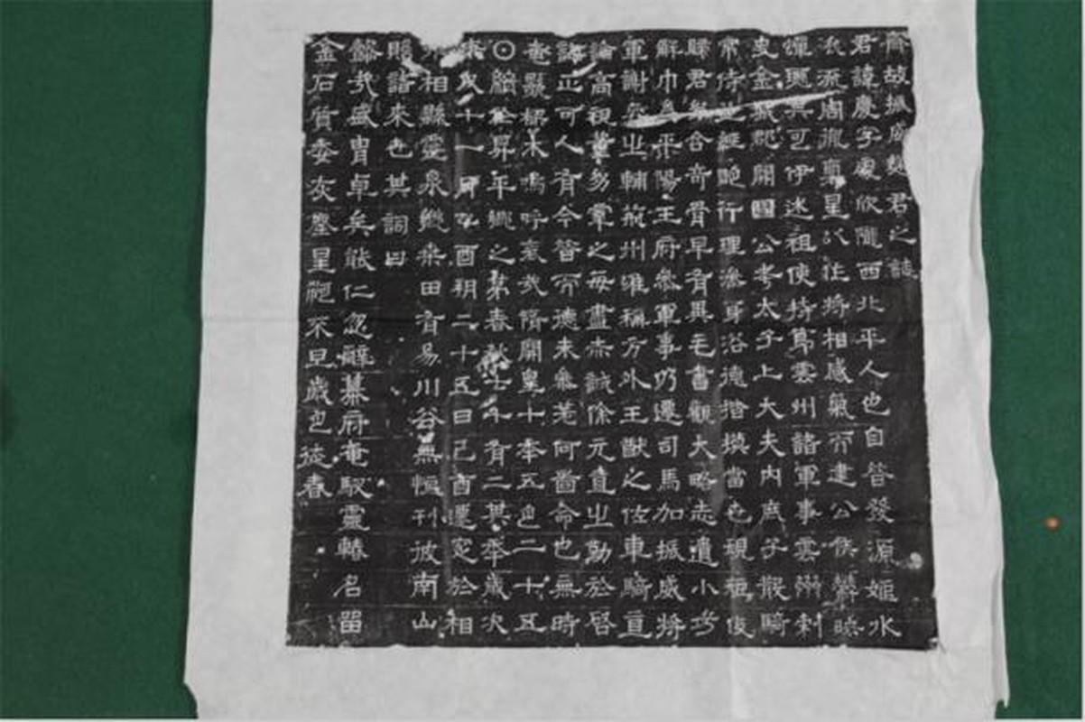 """Khai quat ngoi mo co Trung Quoc, lo bi mat """"khung"""" cua nha Tuy-Hinh-3"""