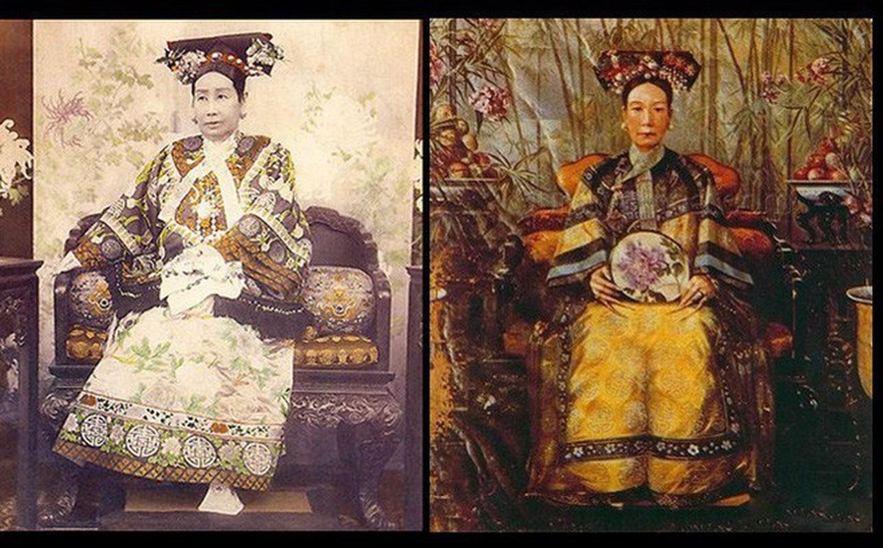 Choang vang quy dinh khat khe danh cho cung nu cua Tu Hy Thai Hau-Hinh-4