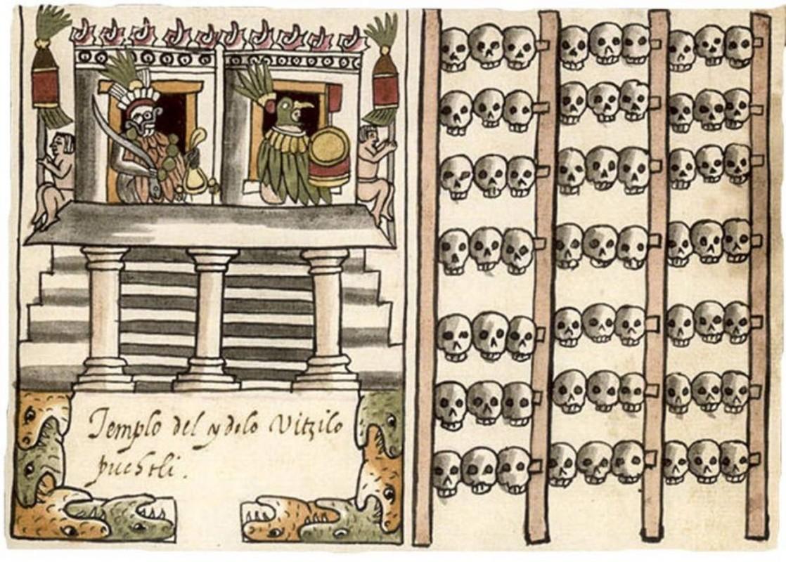 Hoang hon nghi le hien te rung ron cua nguoi Aztec-Hinh-8