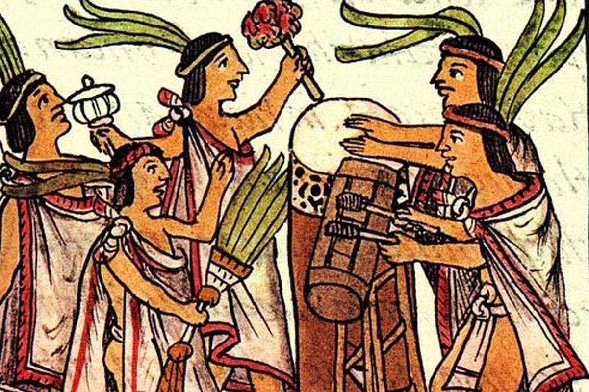 Hoang hon nghi le hien te rung ron cua nguoi Aztec-Hinh-9