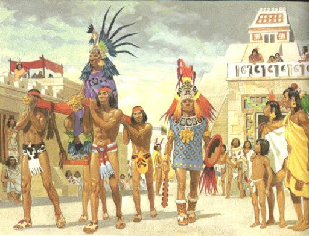 Hoang hon nghi le hien te rung ron cua nguoi Aztec