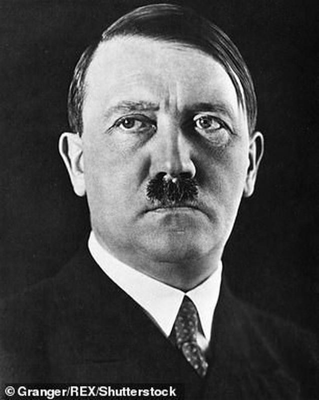 Su bi an ham rang cua Hitler khien nguoi doi to mo