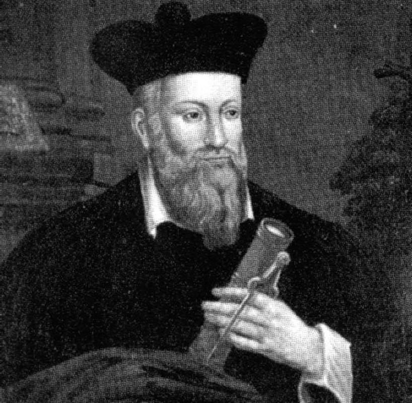 Tien doan nhu than, vi sao Nostradamus khong the tu thay doi van menh?-Hinh-5