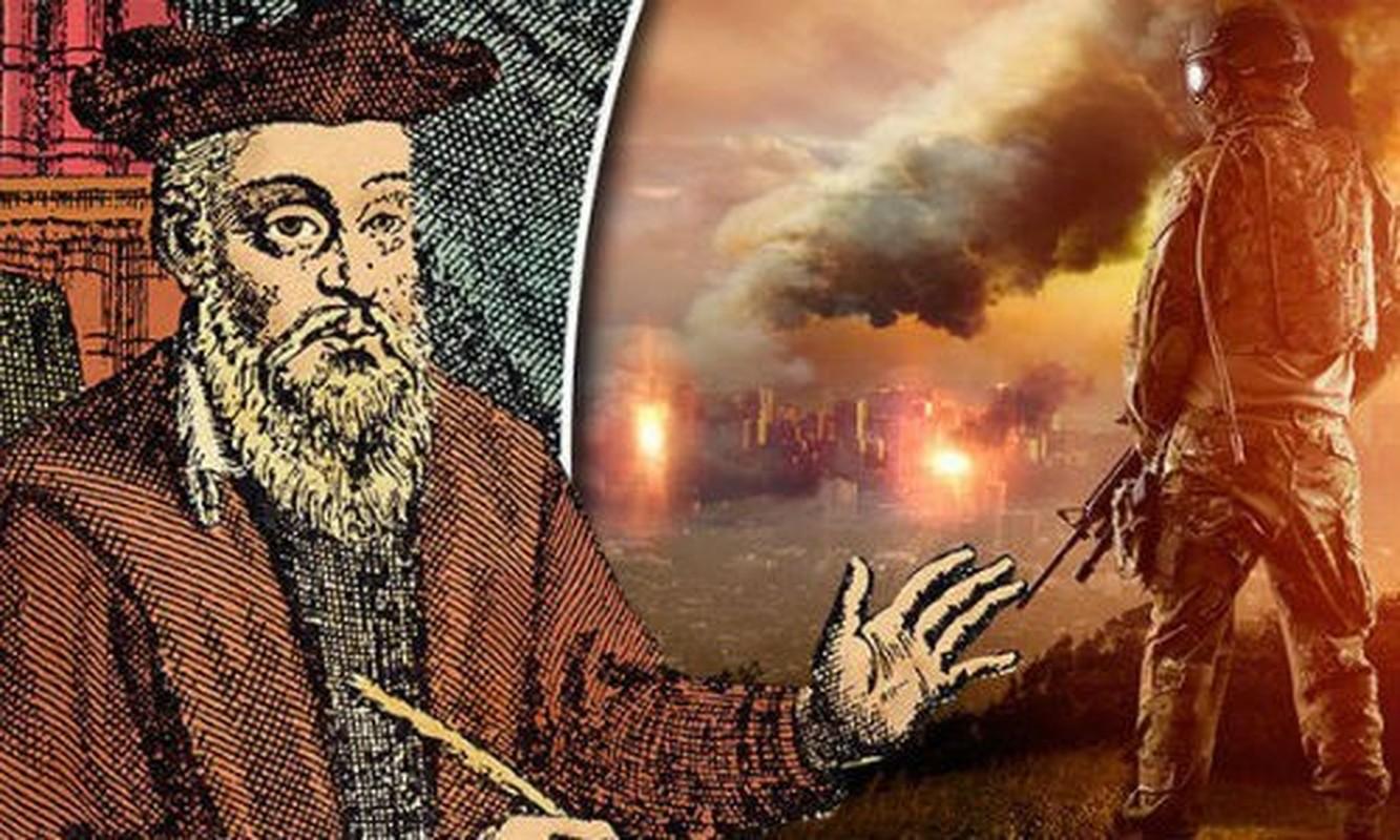 Tien doan nhu than, vi sao Nostradamus khong the tu thay doi van menh?