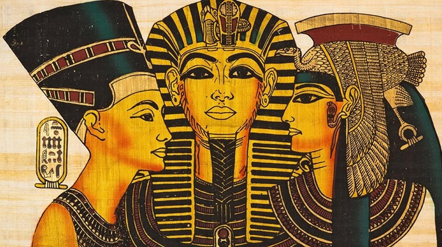 He lo gay soc ve cach pharaoh Ai Cap chon Nu hoang-Hinh-10