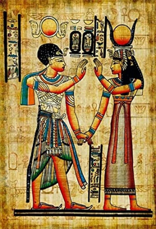 He lo gay soc ve cach pharaoh Ai Cap chon Nu hoang-Hinh-3