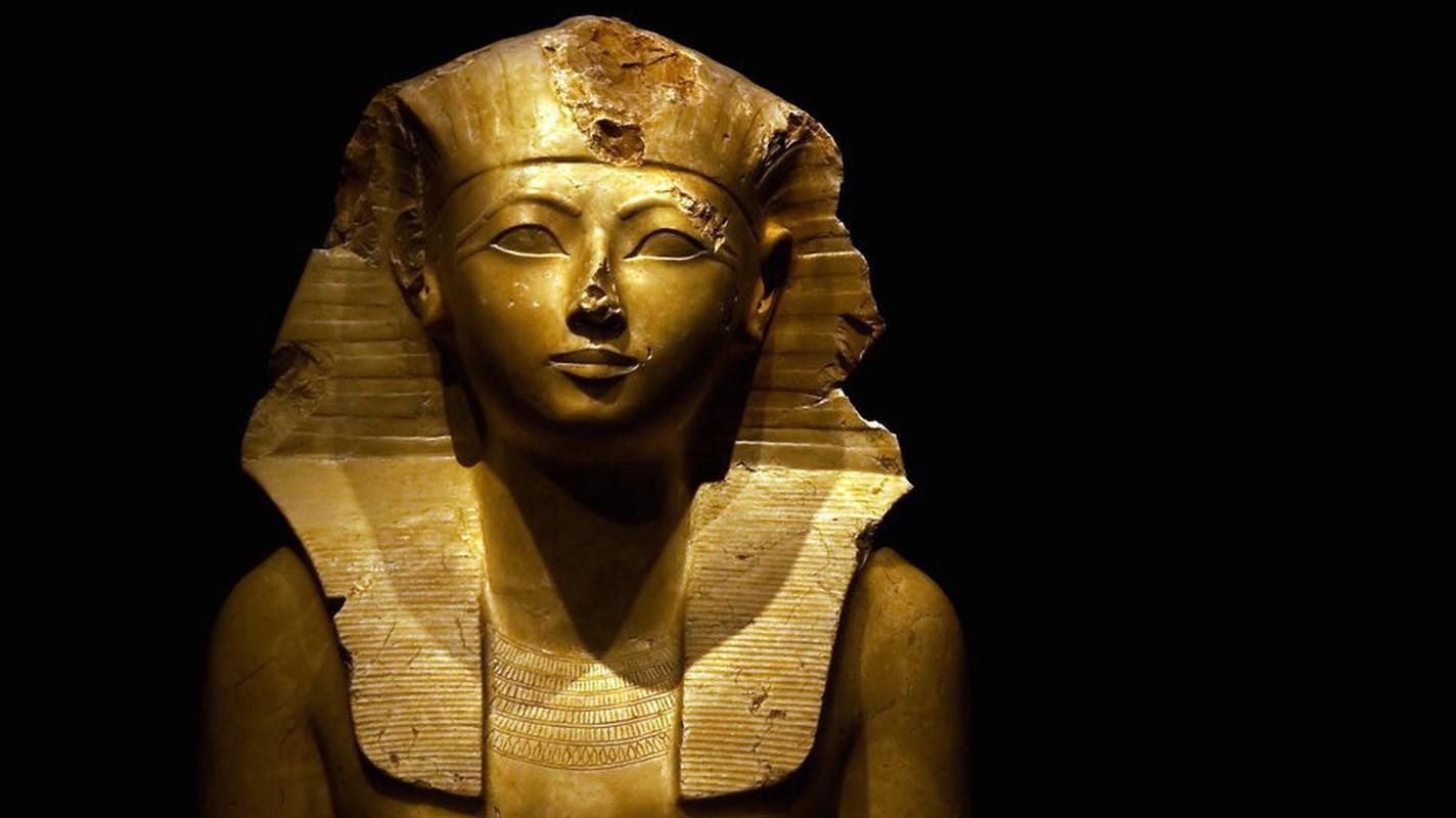 He lo gay soc ve cach pharaoh Ai Cap chon Nu hoang-Hinh-5