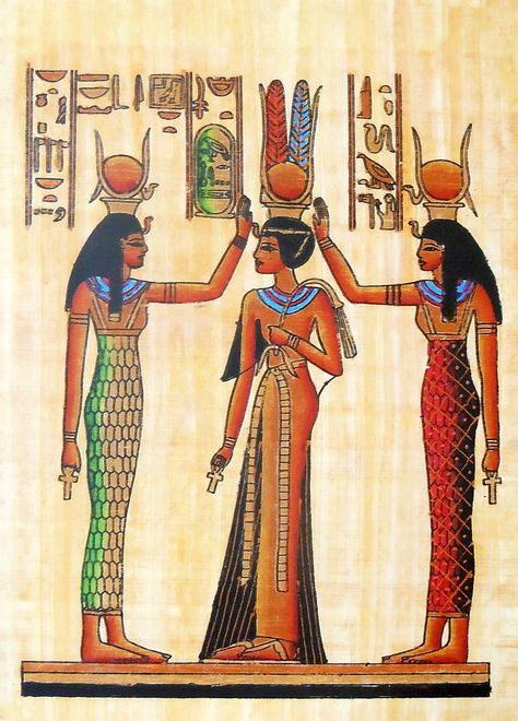 He lo gay soc ve cach pharaoh Ai Cap chon Nu hoang-Hinh-6