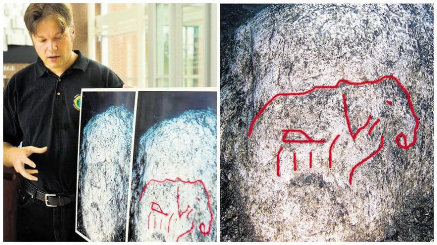 Bi an cau truc giong bai da co Stonehenge o duoi day ho Michigan-Hinh-8