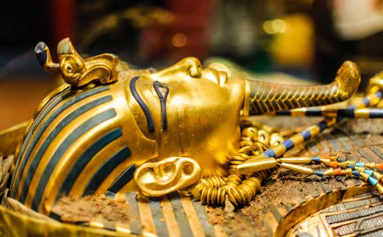 Tiet lo soc vat lieu lam dao gam cua pharaoh Ai Cap
