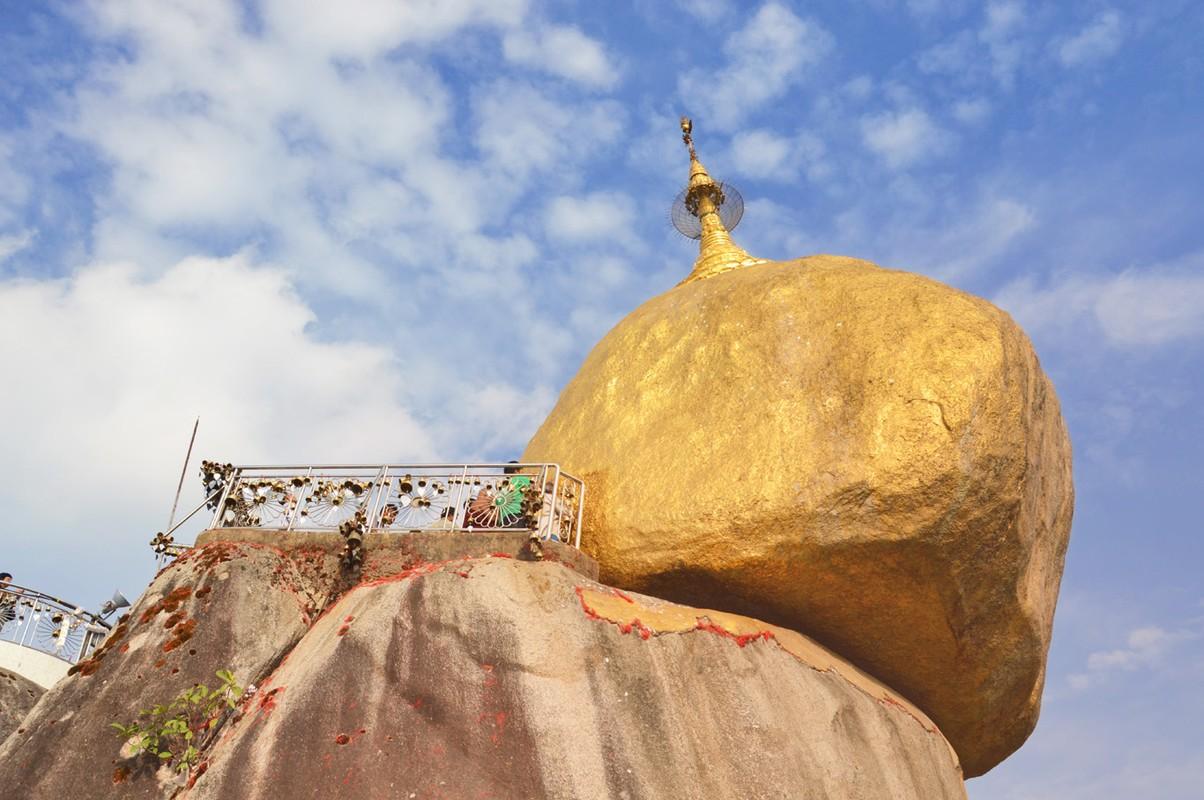 Ngoi chua o Myanmar gan lien giai thoai ve toc cua Duc Phat-Hinh-6