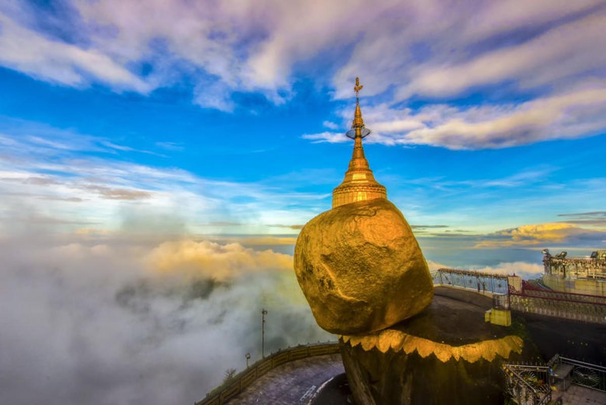 Ngoi chua o Myanmar gan lien giai thoai ve toc cua Duc Phat-Hinh-7