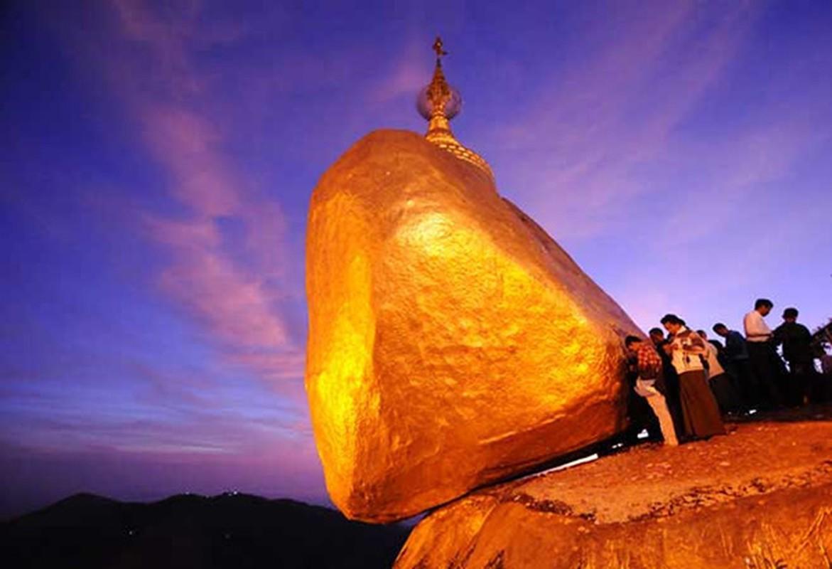 Ngoi chua o Myanmar gan lien giai thoai ve toc cua Duc Phat-Hinh-8