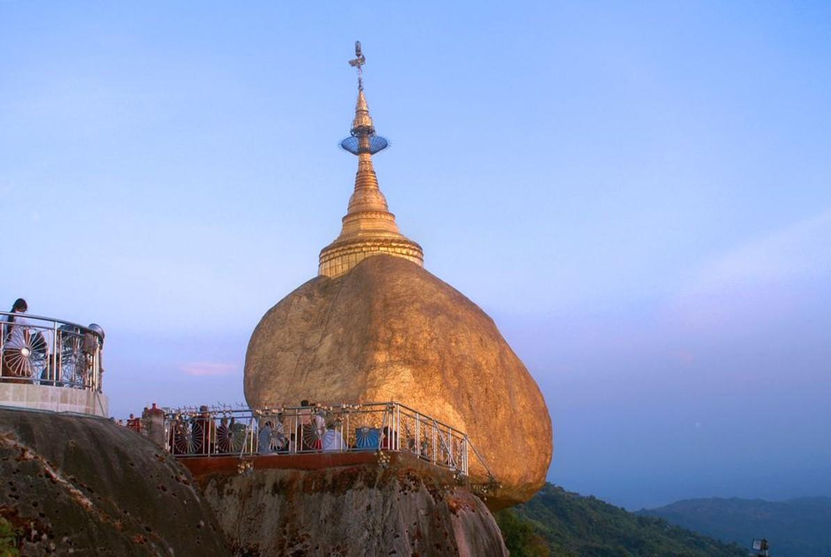 Ngoi chua o Myanmar gan lien giai thoai ve toc cua Duc Phat-Hinh-9