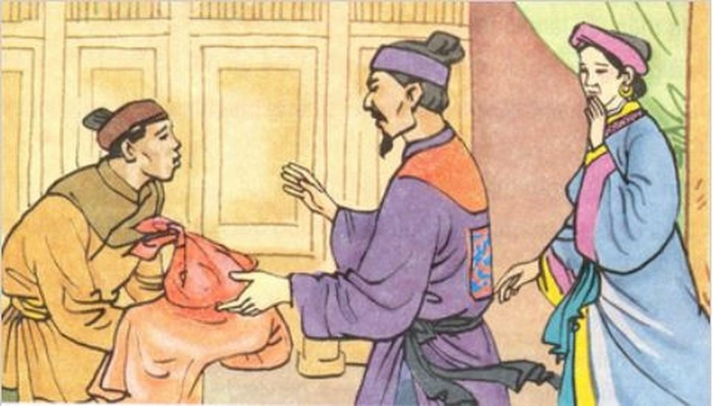 Vi vua nao duoc khen vi khong nghe loi sai trai cua vo?-Hinh-4