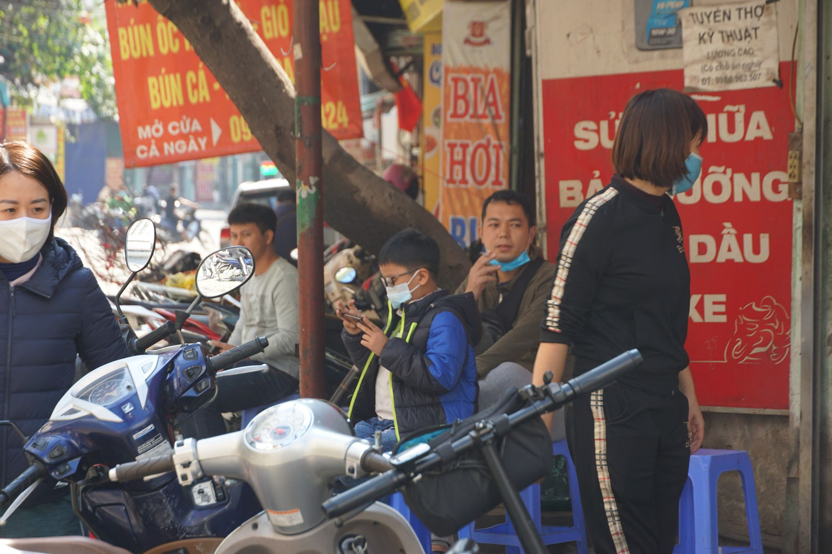 30 Tet, hang rua xe hoat dong het cong suat... kiem tien khung-Hinh-9