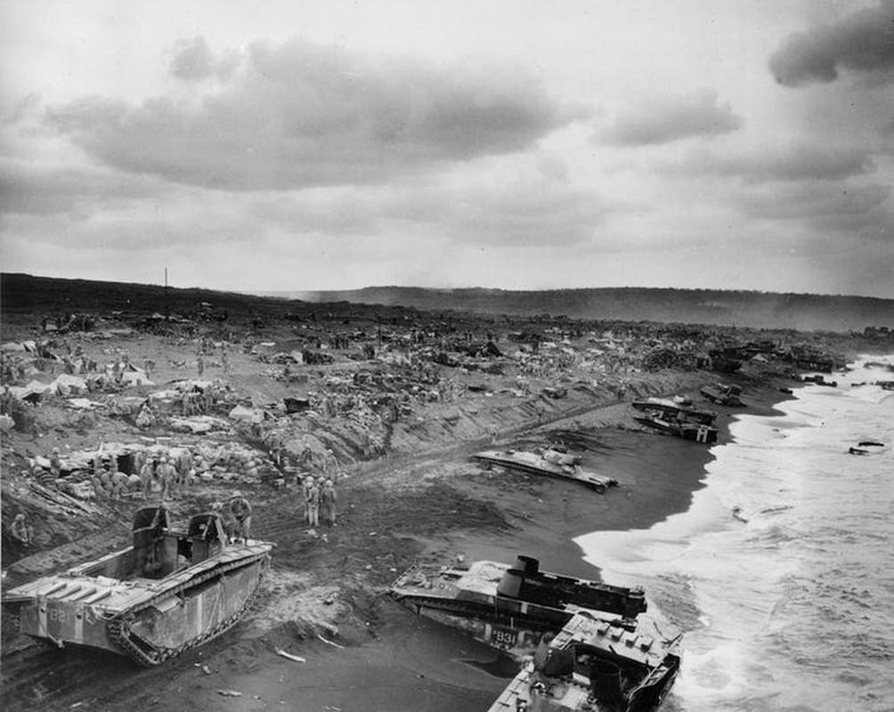 Tiet lo bat ngo chien thang cua My truoc Nhat Ban trong tran Iwo Jima-Hinh-5