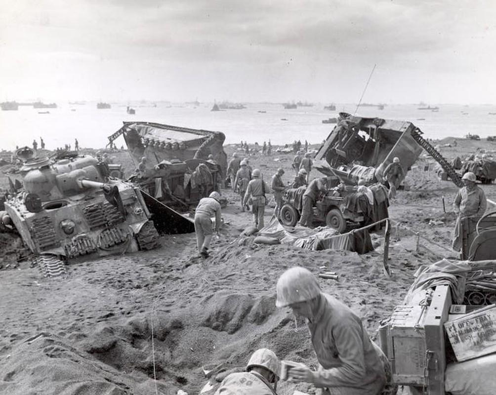Tiet lo bat ngo chien thang cua My truoc Nhat Ban trong tran Iwo Jima-Hinh-6