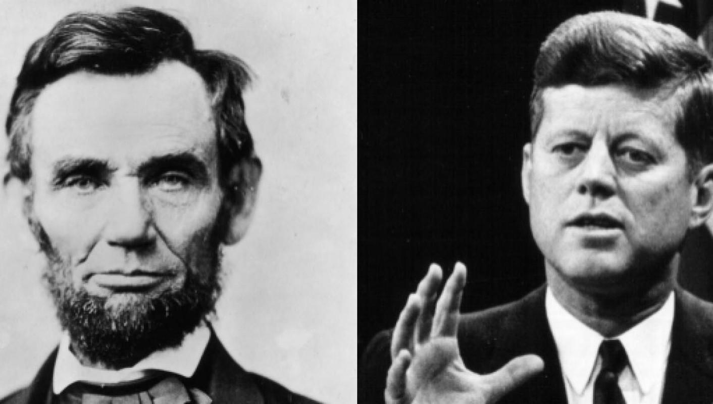 Nhung trung hop khong tuong giua 2 Tong thong My: Kennedy va Lincoln-Hinh-10