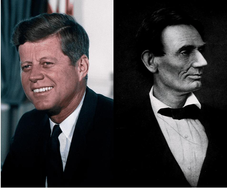 Nhung trung hop khong tuong giua 2 Tong thong My: Kennedy va Lincoln-Hinh-4