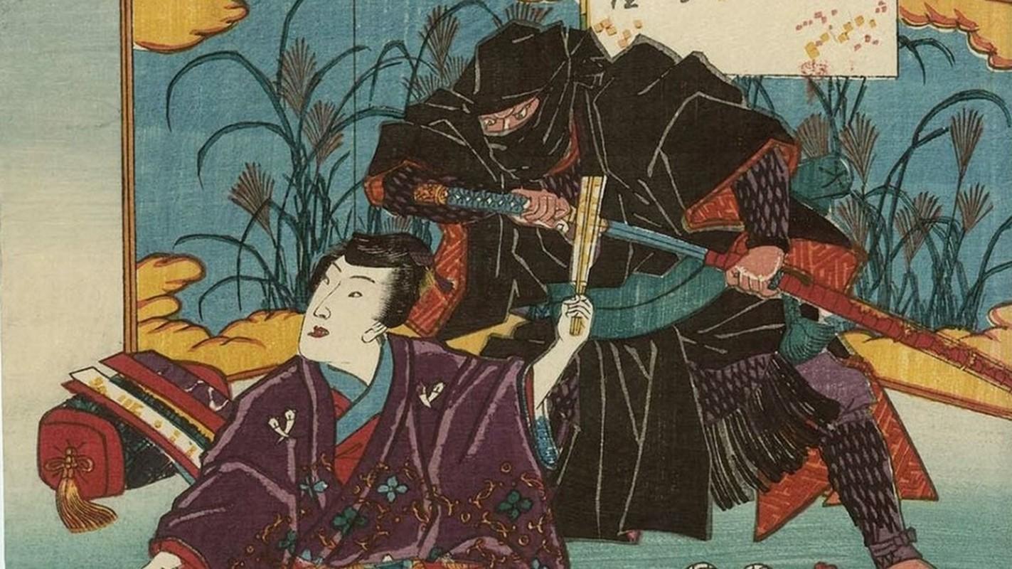 "Nhung luat le ""sat"" danh cho ninja Nhat Ban"