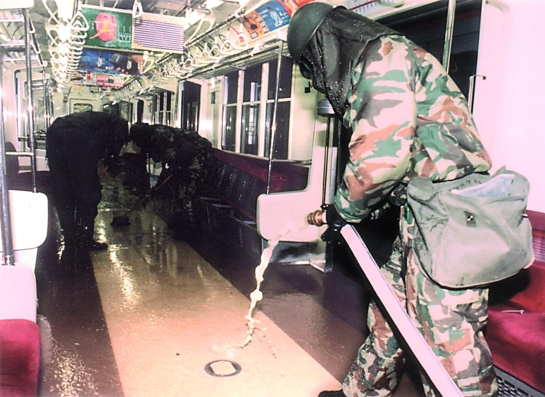 Giai ma vu tan cong bang chat doc Sarin o Nhat Ban nam 1995-Hinh-8