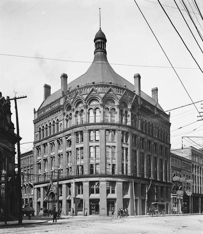 Bo anh thanh pho Toronto rat doi binh yen nhung nam 1900-Hinh-2
