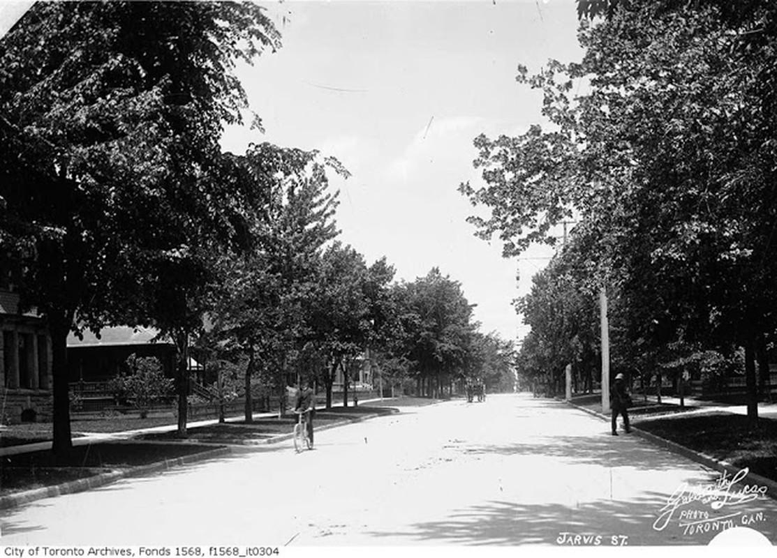 Bo anh thanh pho Toronto rat doi binh yen nhung nam 1900-Hinh-7