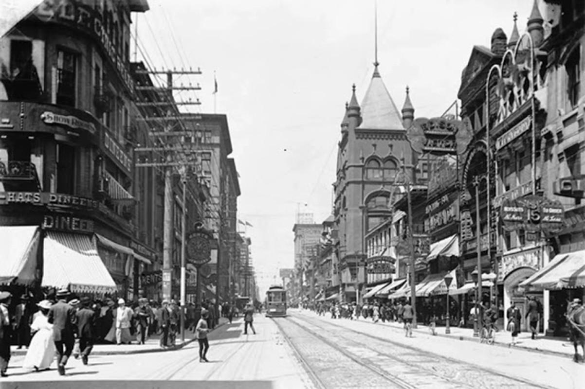 Bo anh thanh pho Toronto rat doi binh yen nhung nam 1900-Hinh-8