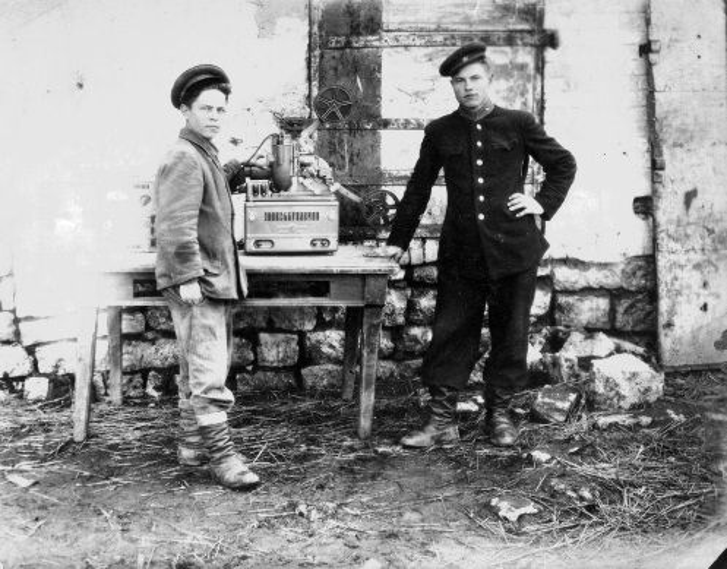 Hinh anh khac la ve cuoc song cua nguoi dan Lien Xo 1951-Hinh-9