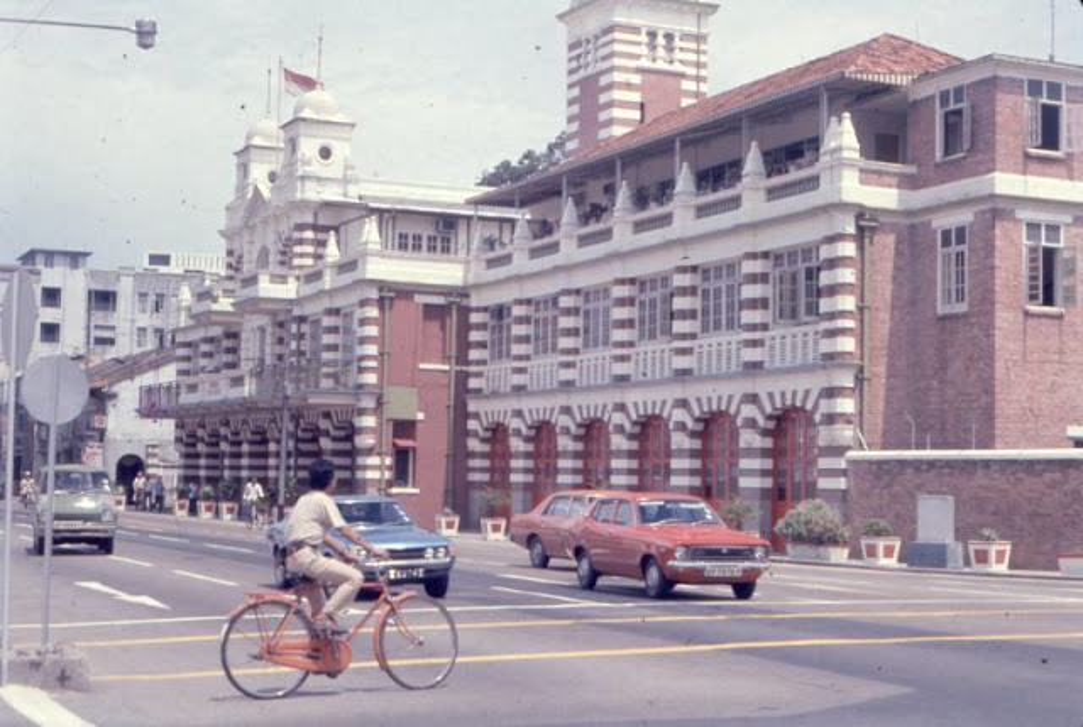 Loat anh Singapore sau doi moi nam 1970 khien the gioi phai tram tro