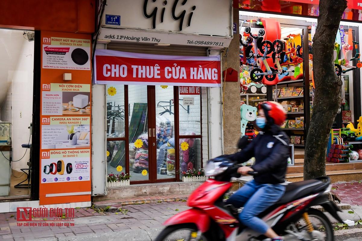 Hai Duong: Hang loat cua hang treo bien sang nhuong do COVID-19-Hinh-4