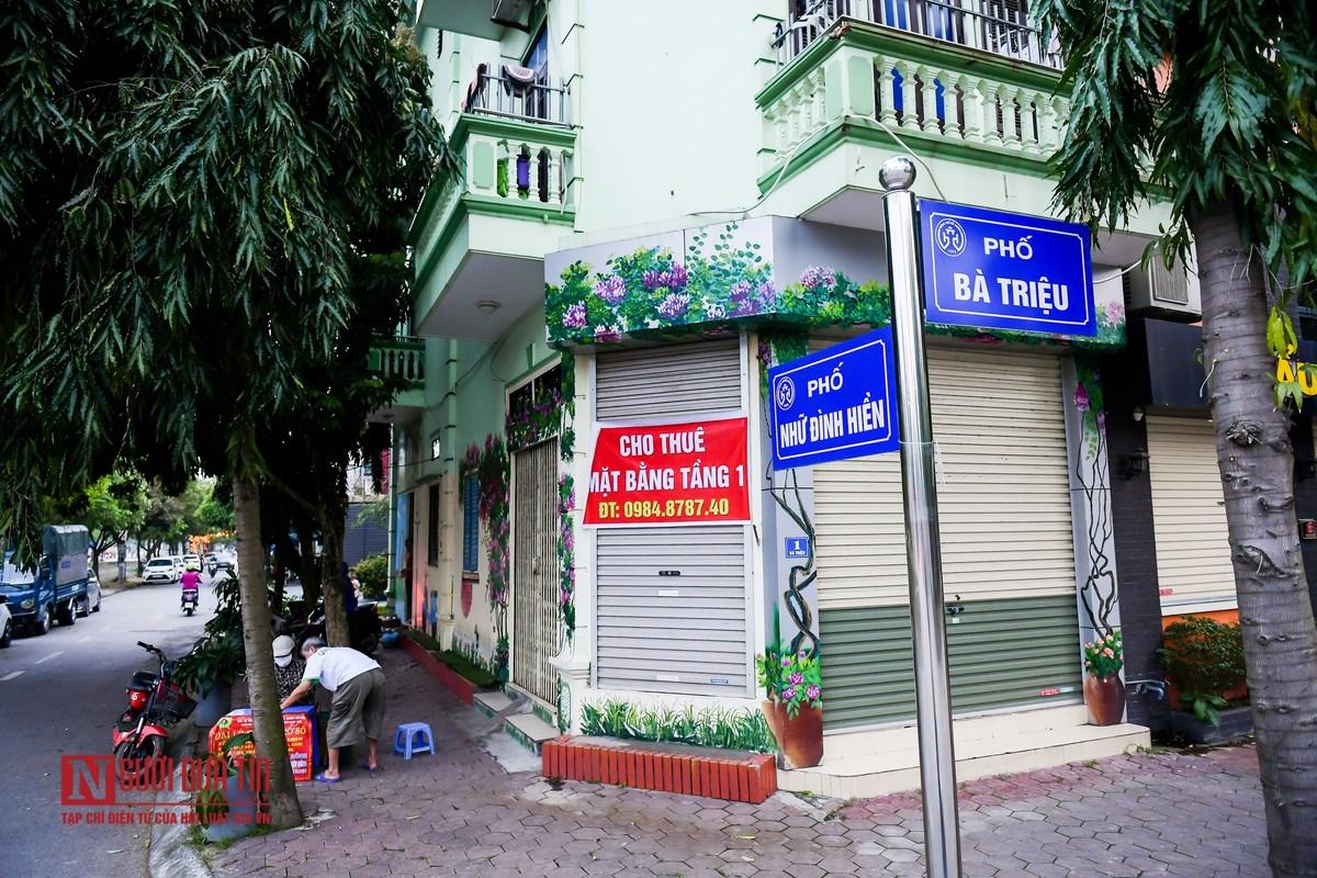 Hai Duong: Hang loat cua hang treo bien sang nhuong do COVID-19-Hinh-5