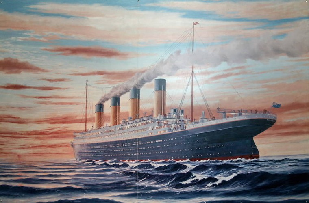 "Trong luong ""khung"", tau Titanic huyen thoai chim nhanh hon?-Hinh-2"
