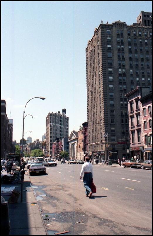 Bo anh kho quen thanh pho New York hoa le nam 1990-Hinh-5