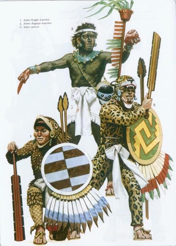 """Chien binh Aztec thien chien trai qua huan luyen """"dia nguc"""" nao?-Hinh-10"""