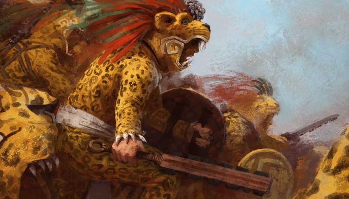"""Chien binh Aztec thien chien trai qua huan luyen """"dia nguc"""" nao?-Hinh-2"""