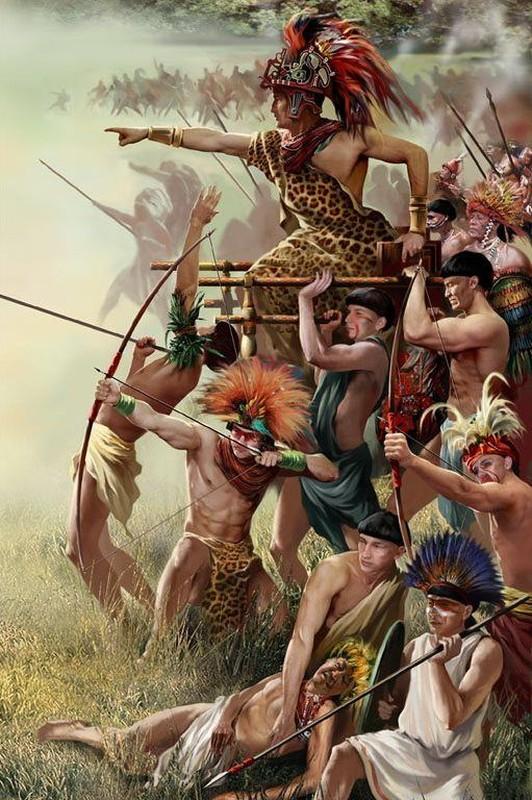 """Chien binh Aztec thien chien trai qua huan luyen """"dia nguc"""" nao?-Hinh-3"""