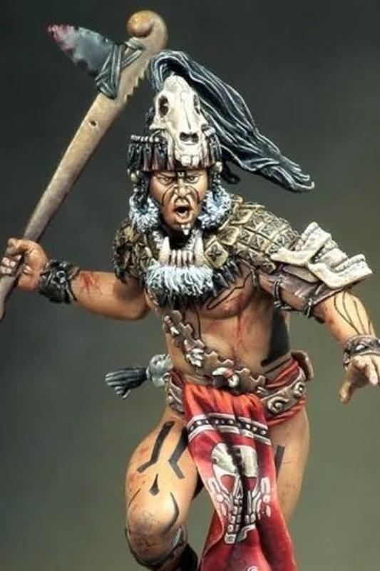 """Chien binh Aztec thien chien trai qua huan luyen """"dia nguc"""" nao?-Hinh-5"""