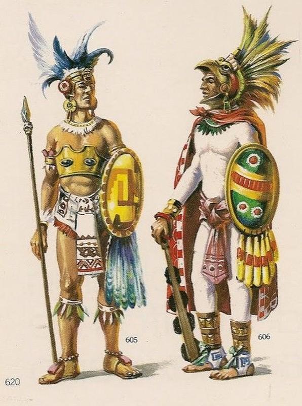 """Chien binh Aztec thien chien trai qua huan luyen """"dia nguc"""" nao?-Hinh-7"""