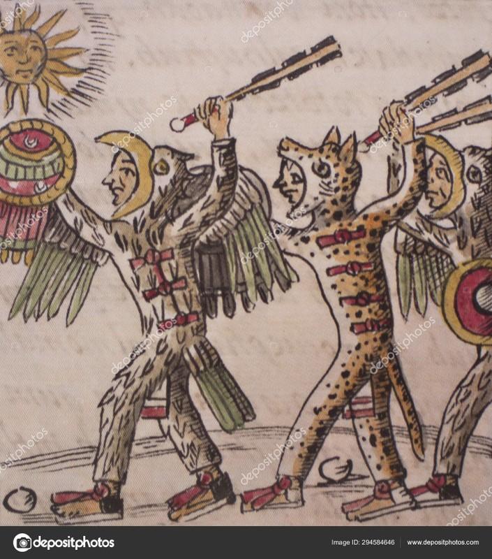 """Chien binh Aztec thien chien trai qua huan luyen """"dia nguc"""" nao?-Hinh-8"""