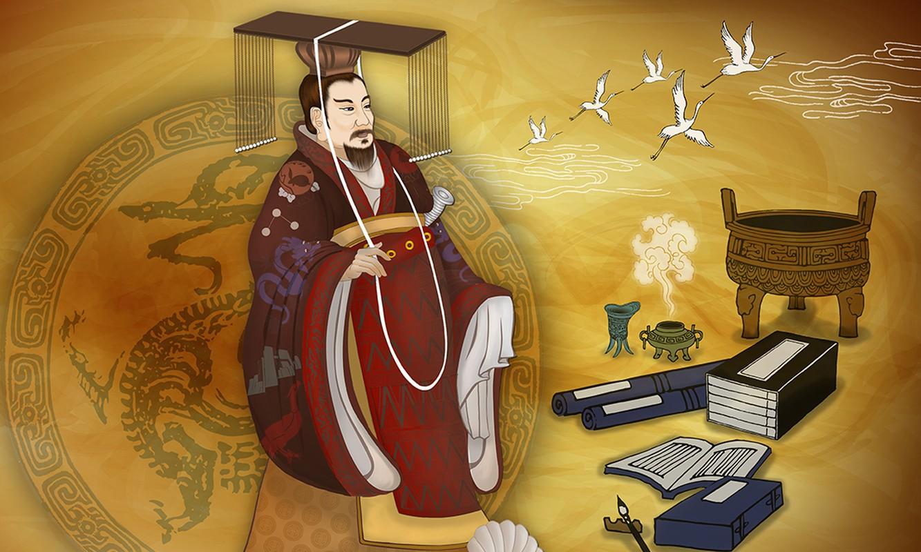Bi mat lang mo hoang de Trung Quoc xay hon 50 nam-Hinh-4